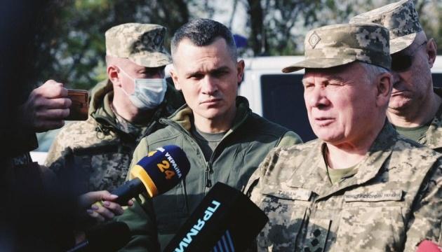 Министр обороны отрицает отказ двигателя Ан-26, упавшего под Харьковом