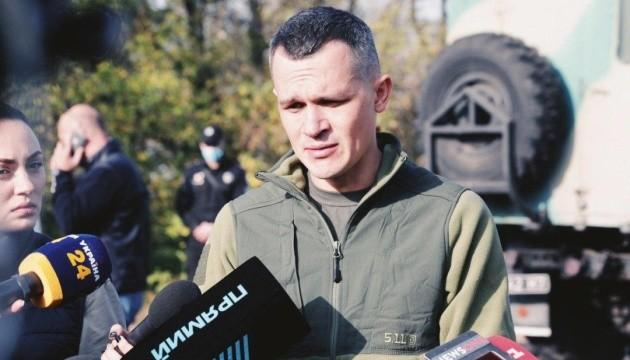 На борту літака, який посадили перед Ан-26, знаходився син командувача Повітряних сил — Кучер