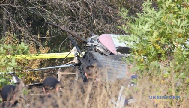 Курсант, який вижив в авіакатастрофі на Харківщині, не вистрибував з літака – голова ОДА
