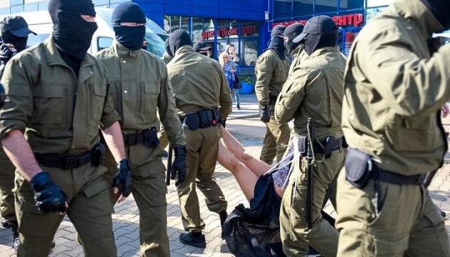 На женском марше в Минске задержали журналисток