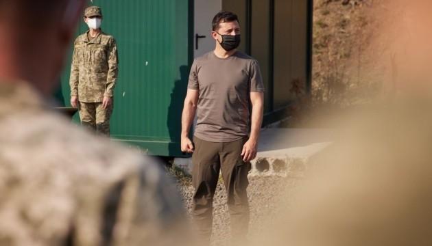 Зеленський приїхав на Донеччину, де проведе нараду щодо ТКГ