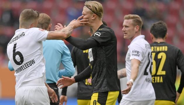 Бундесліга: «Боруссія» (Дортмунд) і «РБ Лейпциг» втратили очки