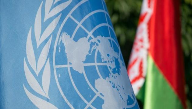 Глава МИД Беларуси заявляет в ООН о попытках навязать стране