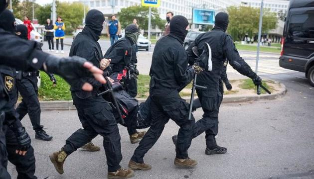 Более 1,6 тысячи белорусов арестовали в ноябре за протесты - правозащитники