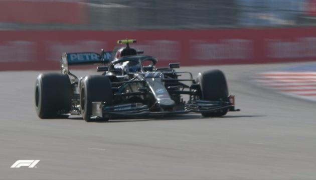 Формула-1: Боттас выиграл Гран-при России