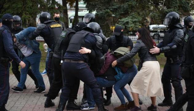 В Беларуси на воскресных протестах задержали более 500 человек - МВД