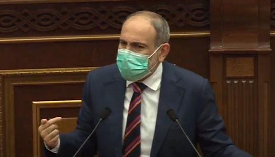 Правительство Армении готово к обсуждению о признании независимости Нагорного Карабаха