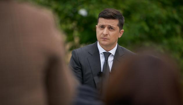 Zelensky: Meeting with Putin is needed to end war in eastern Ukraine