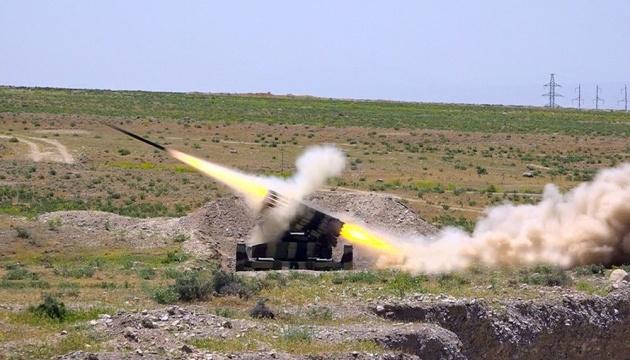 Азербайджан заявляє про артобстріл будівлі Тертерського суду, є загиблий і поранені