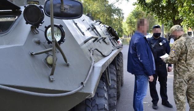 СБУ тренувалася ловити диверсантів на об'єктах ГТС