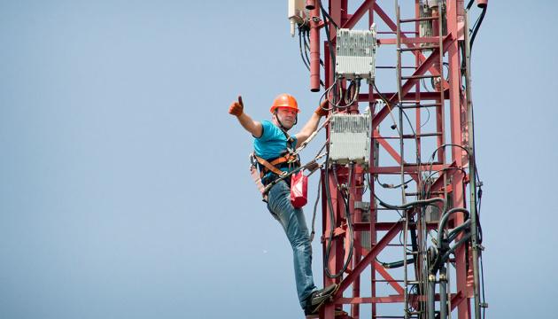 Киевстар установил еще 157 новых базовых станций для 4G