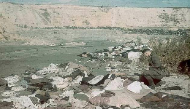 Сегодня - 79 годовщина расстрела в Бабьем Яру