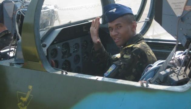 Перерваний політ штурмана Ашрафа Мсуі