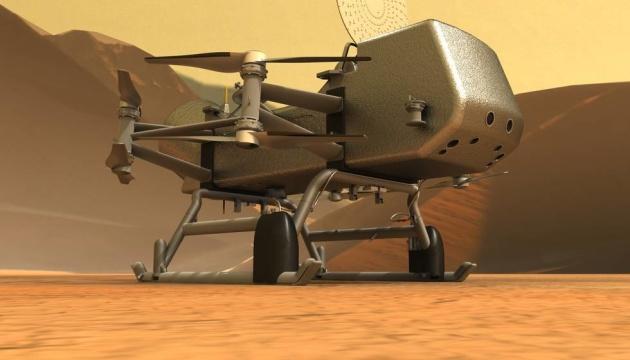 NASA через COVID-19 відклало місію на супутник Сатурна