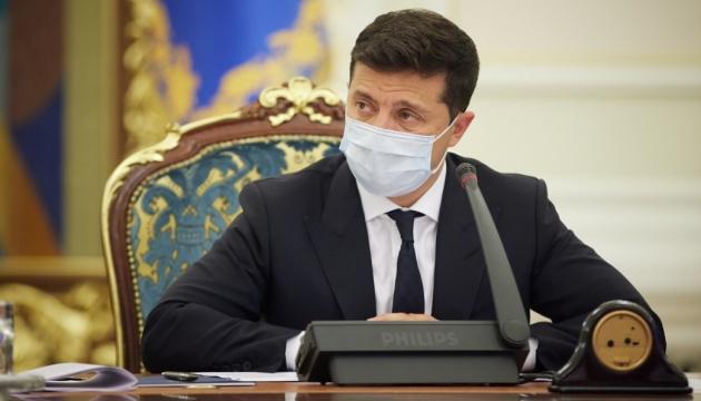 Зеленський закликав Раду затвердити Антикорупційну стратегію на 2020-2024 роки