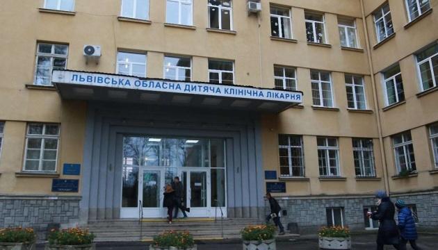 У Львові шукають донорів для трирічної дівчинки з COVID-19, яка вже два тижні підключена до ШВЛ