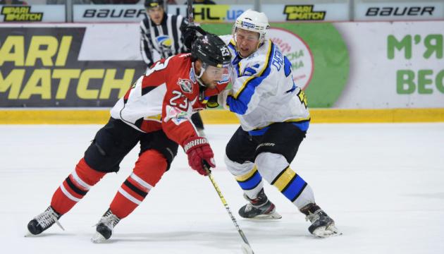 УХЛ: «Донбас» вийшов вперед в серії з «Дніпром»