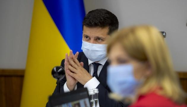 Зеленський — депутатам Європарламенту: Крім економіки і грошей, важлива геополітична підтримка