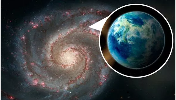 Астрономы впервые нашли потенциальную планету в другой галактике