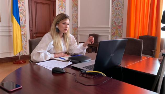 Джапарова ознакомила Верховного комиссара ООН с реальной ситуацией с водоснабжением Крым