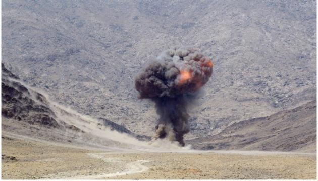 В Афганістані на міні підірвався автобус, 14 загиблих
