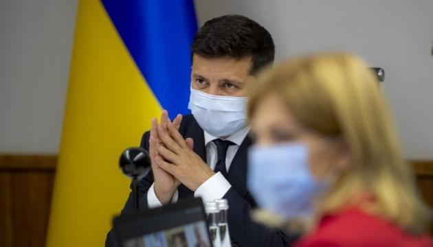 Zelensky: Ukraine's movement towards EU even more relevant than before