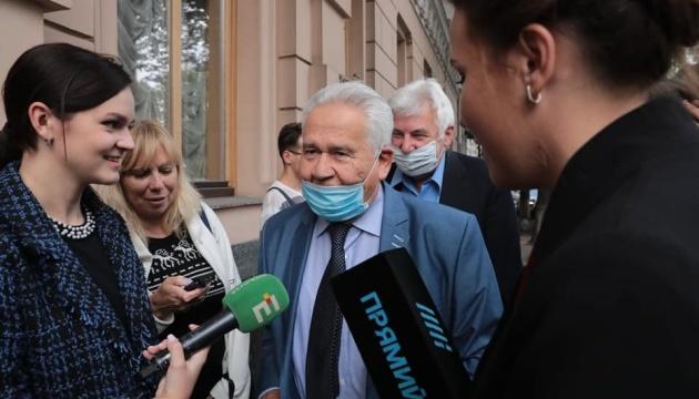 Фокін вибачився, що назвав бойовиків на Донбасі
