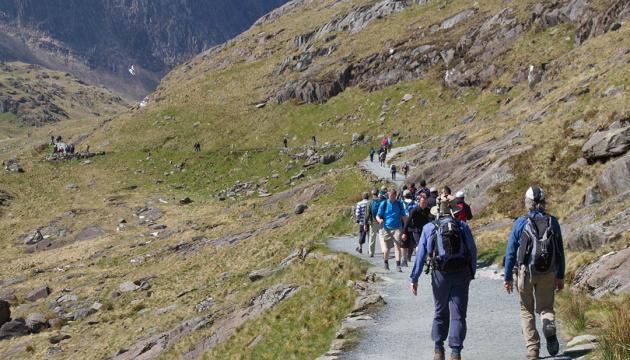 Британский национальный парк из-за наплыва туристов хотят сделать платным