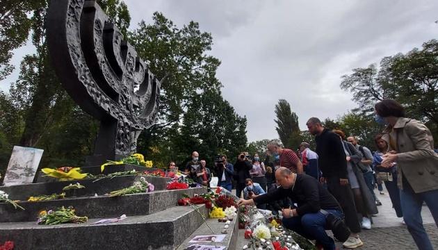 76% українців — за вшанування на державному рівні пам'яті загиблих у Бабиному Яру
