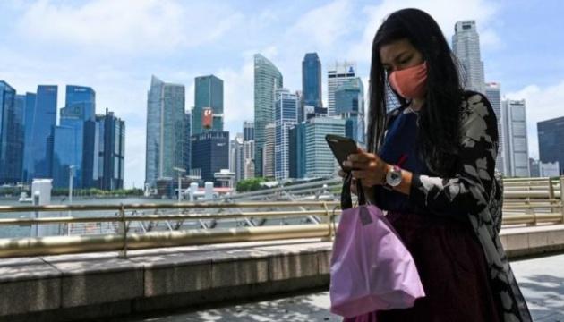 Сингапур сканировать лица для подтверждения личности