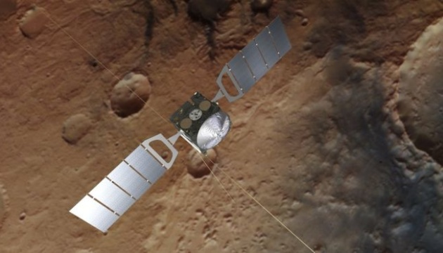 На Марсі знайшли озера з водою
