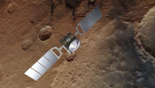 На Марсе нашли озера с водой