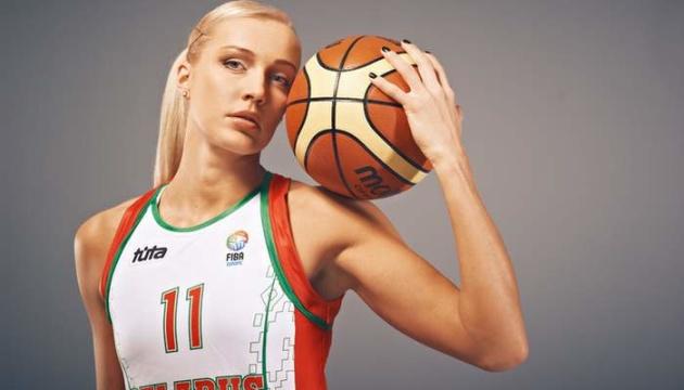 У Білорусі заарештували баскетболістку збірної, яка брала участь у протестах