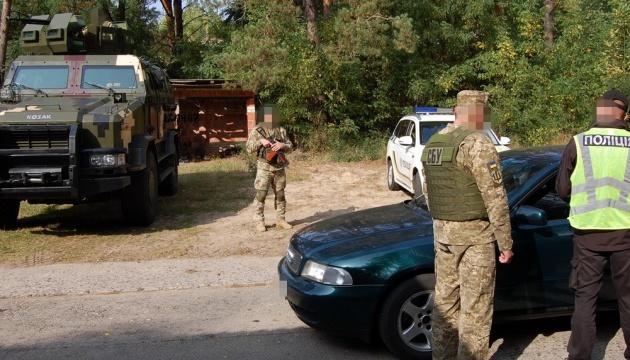 Антитерористичні навчання: СБУ тренувалася звільняти заручників і знешкоджувати вибухівку