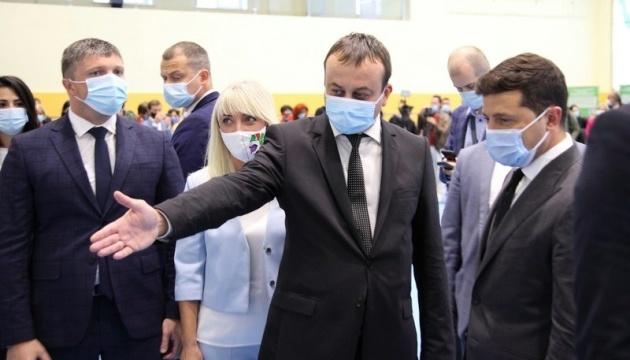 Голова Вінницької ОДА підбив підсумки 100 днів керівництва областю