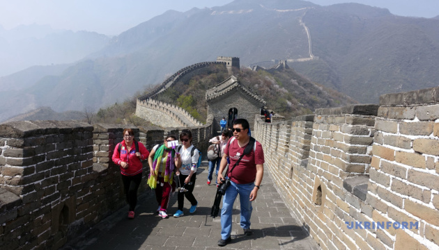 Недельные каникулы в Китае дали толчок восстановлению внутреннего туризма