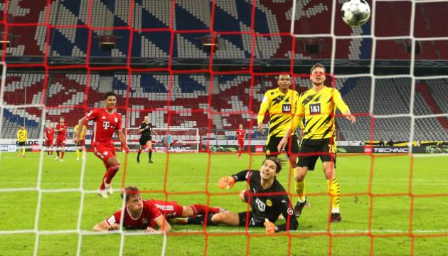 «Баварія» виграла Суперкубок Німеччини