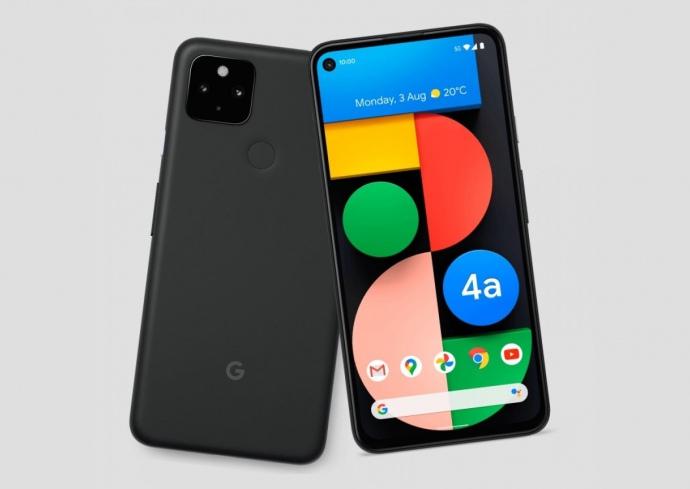 Google представила новую линейку смартфонов на Android 11