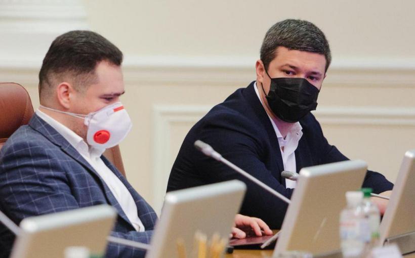 Шмыгаль обсудил с операторами мобильной связи расширение интернет-покрытия