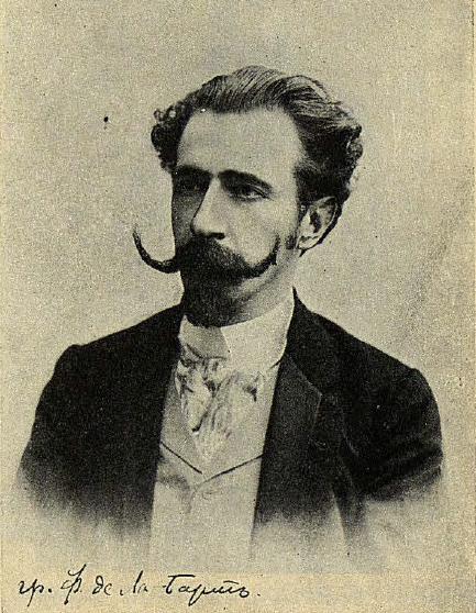 Фердинанд Георгиевич Де-Ла-Барт