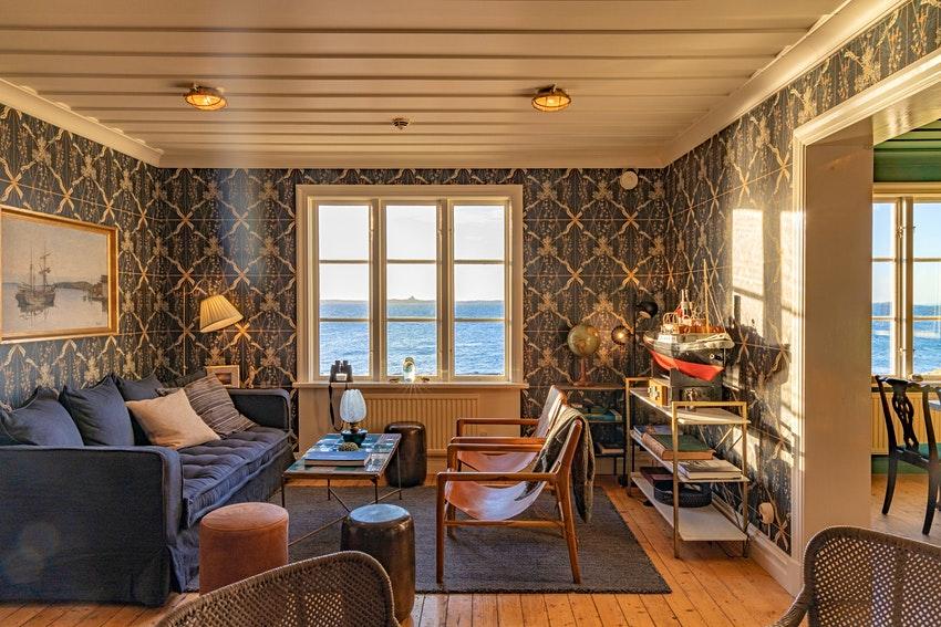 На шведском острове туристам предлагают почувствовать себя смотрителем маяка