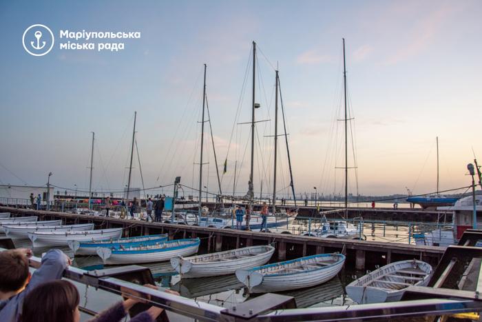 Мариуполь получил новый туристический «магнит»