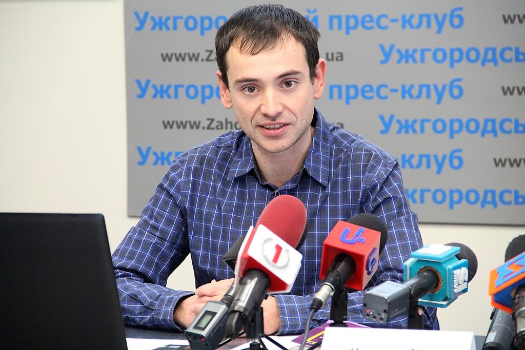 Ярослав Гулан, представник обласної ОПОРИ