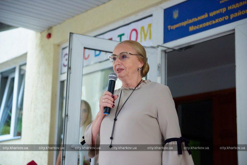 Світлана Горбунова-Рубан / Фото: пресслужба Харківської міськради