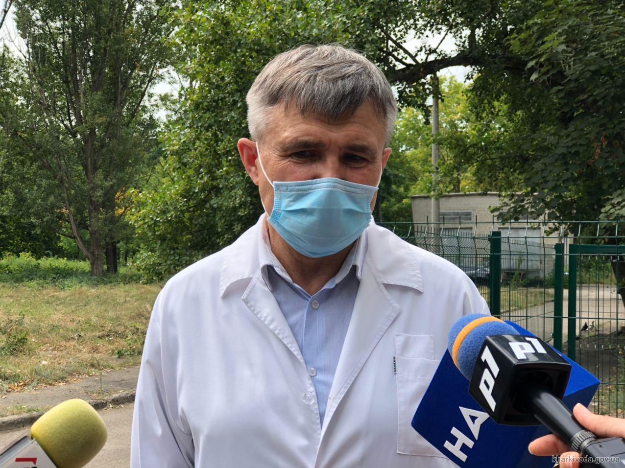 Павло Нартов / Фото пресслужба Харківської ОДА