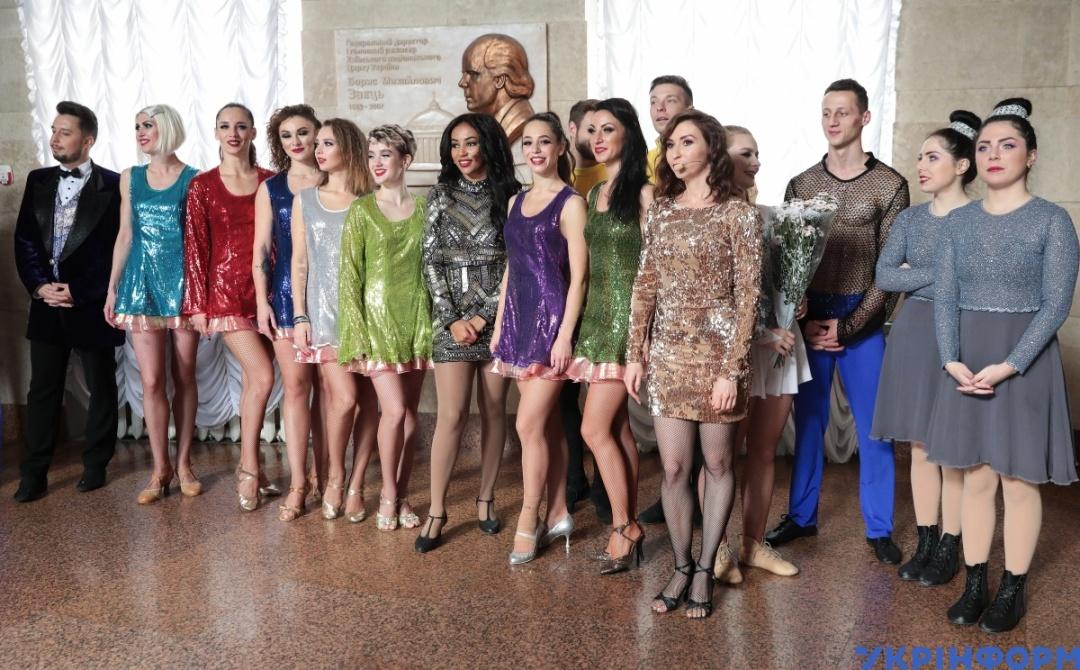 Национальный цирк Украины открывает юбилейный 60-й сезон