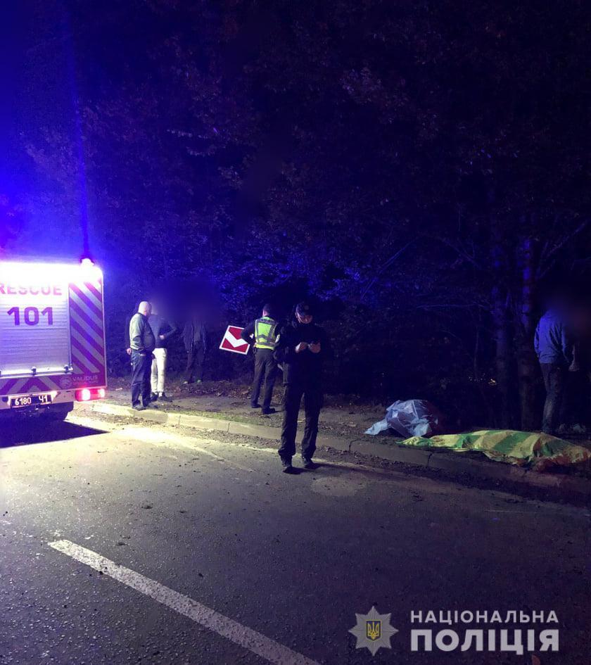 У Яремче авто зірвалося в урвище: загинув буковинець