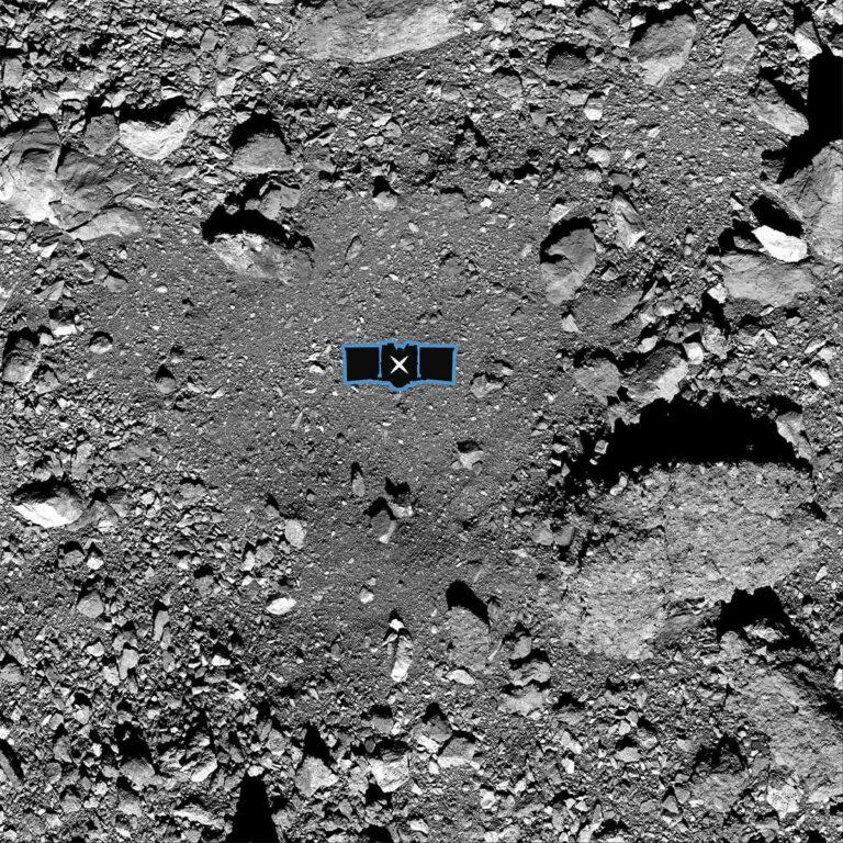 На астероиде Бенну обнаружили следы воды