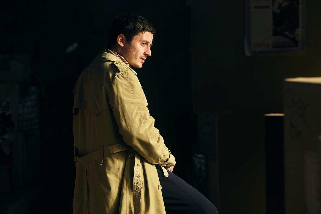 Актор Володимир Гева