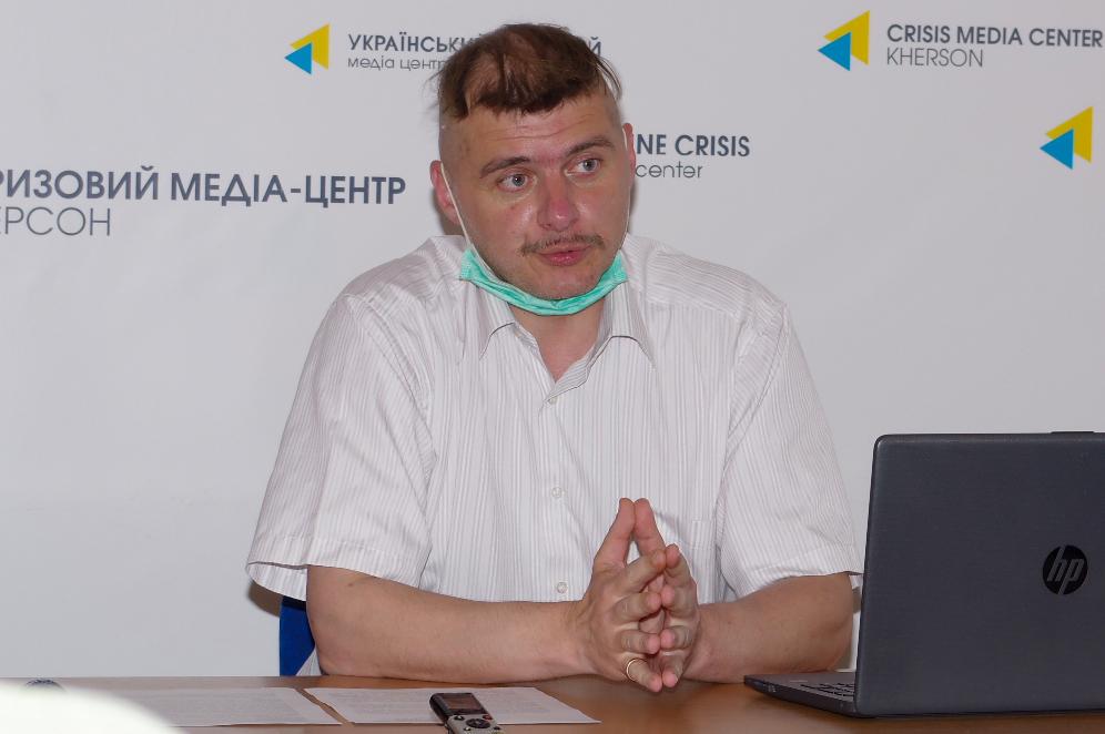 Володимир Молчанов / Фото: В'ячеслав Гусаков